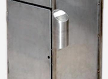 Модел КС830К-Н  Кошче за смет от неръждаема стомана